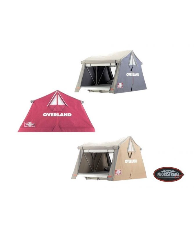 "Tenda da tetto- Overland ""LARGE"""