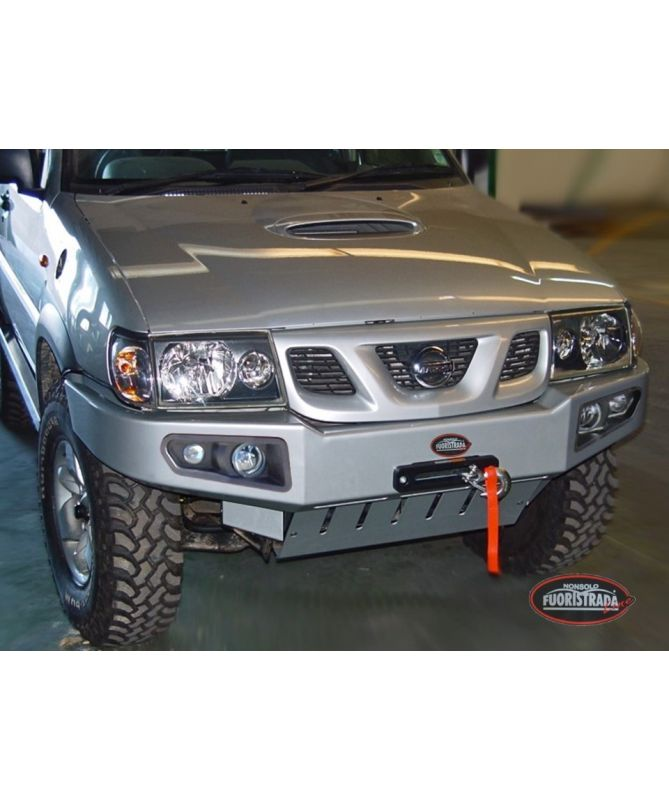 Jeep Grand Cherokee Lift Kit >> Paraurti anteriore con supporto verricello Nissan Terrano