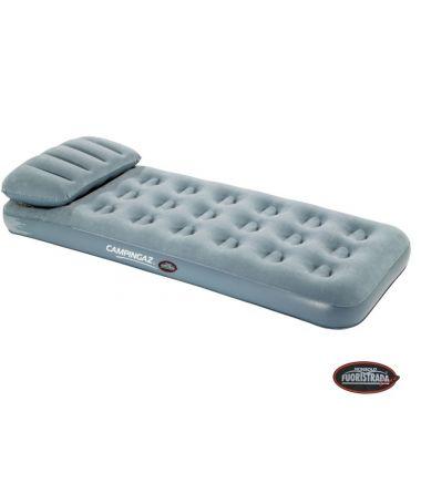 Materasso singolo gonfiabile con cuscino