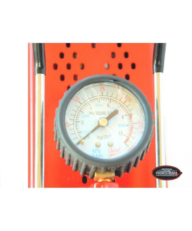 Compressore d'aria portatile 12V, portata aria 72 Lt./min