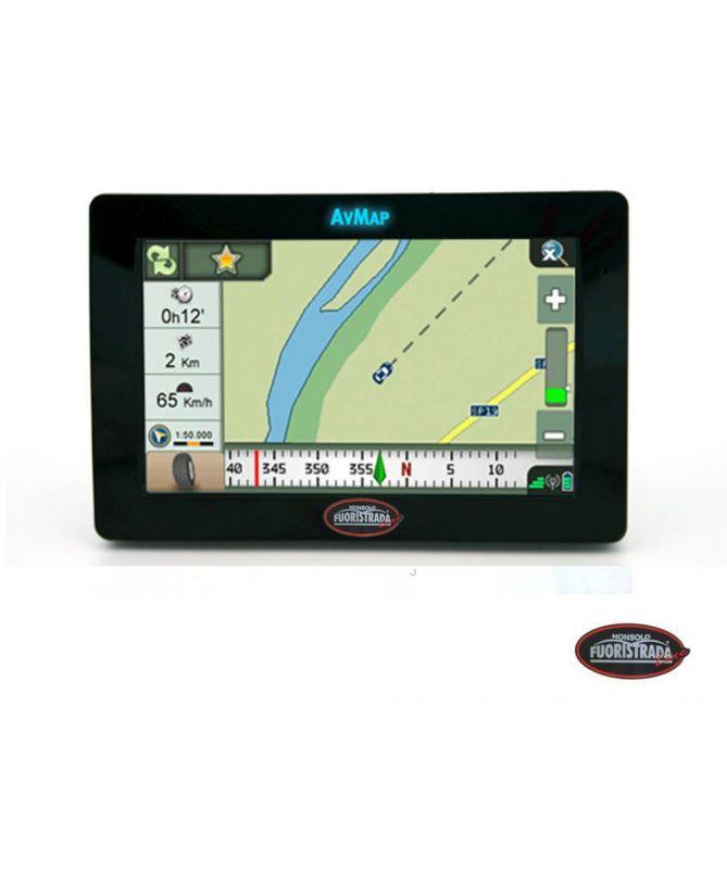 Navigatore GPS Geosat 4X4 Crossover IT IGM
