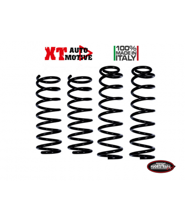 KIT DI 4 MOLLE +4CM PER JEEP GRAND CHEROKEE ZJ