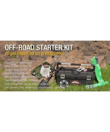 Off-Road Starter Kit