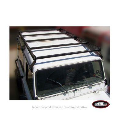 Portapacchi Raptor Land Rover Defender 110