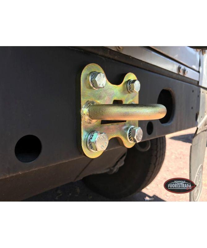 Gancio traino gold per Land Rover Defender