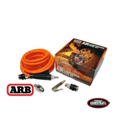 Kit di gonfiaggio pneumatici per compressore 3 uscite ARB