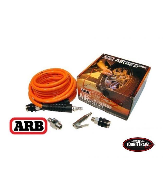 Kit di gonfiaggio per compressore 3 uscite ARB