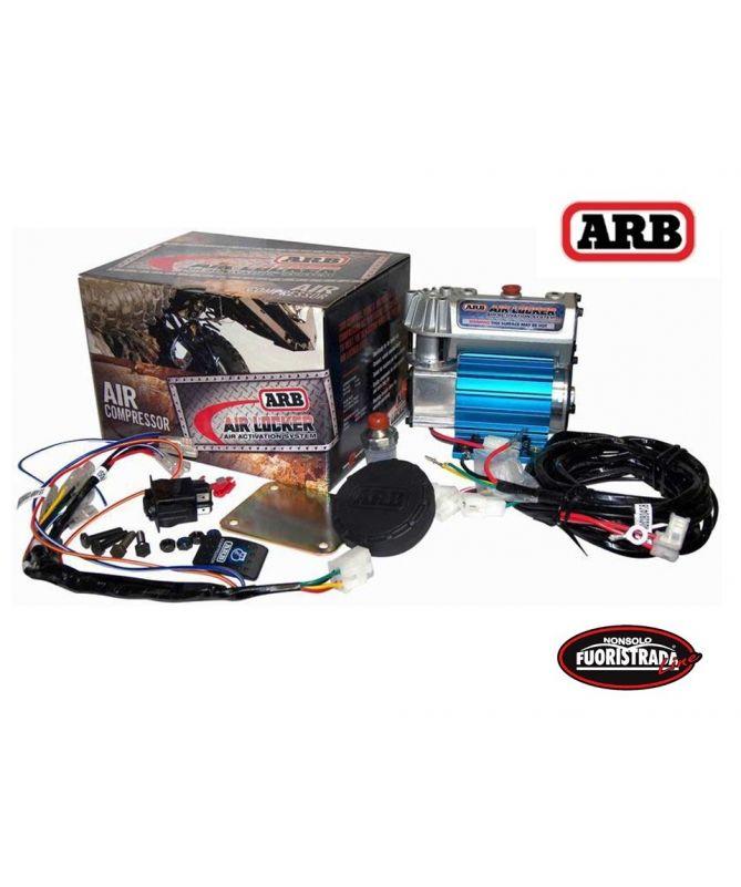 Nuovo compressore ARB 2 Uscite