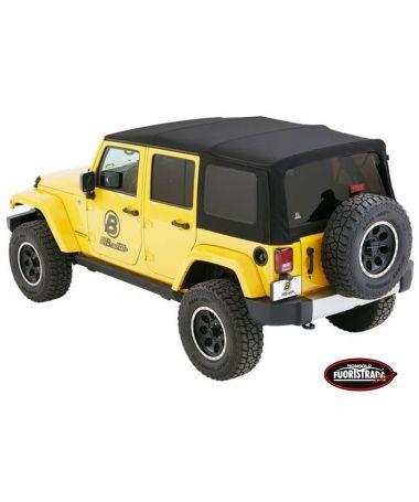 Cappotta Super Top nx BESTOP Per  Jeep Wrangler JK 4 Porte