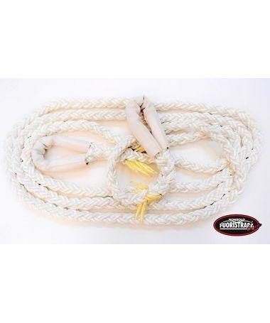 Corda Elastica antistrappo kinetic Rope 8 metri