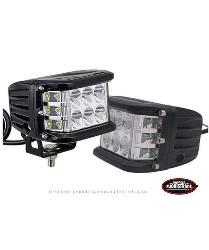 Coppia di Fari LED 90w Alta Luminosità