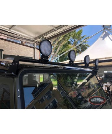 Barra Portafari per Land Rover Defender