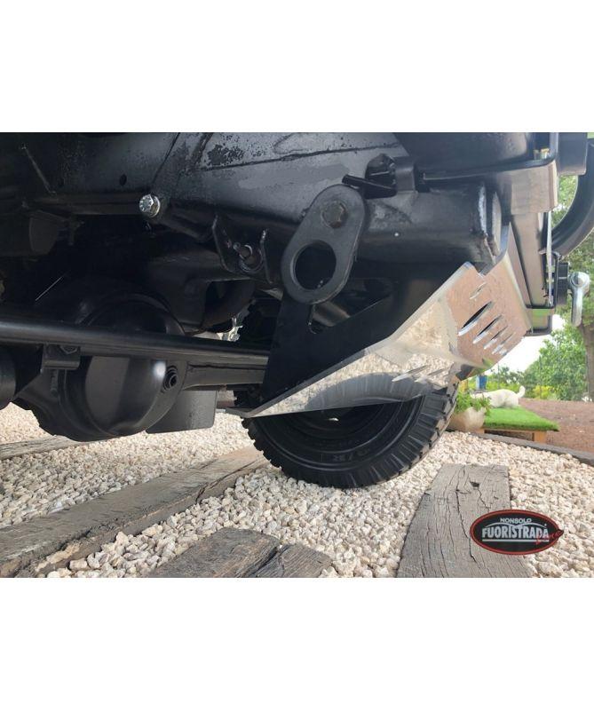 Paracolpi Anteriore  Land Rover
