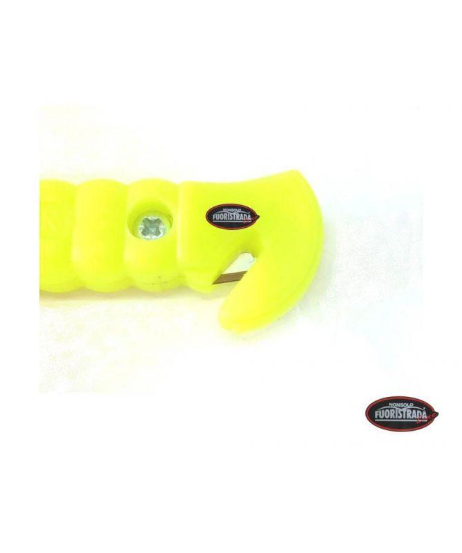 Life Hammer  Classic Fluorescente (Martello Rompivetro con Tagliacintura)