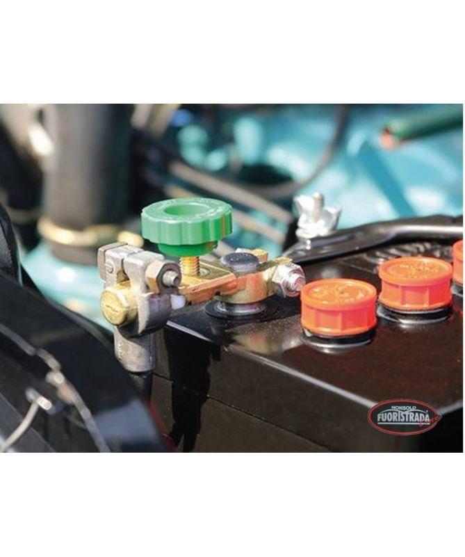 Stacca Batteria Cora Polo Negativo (-)