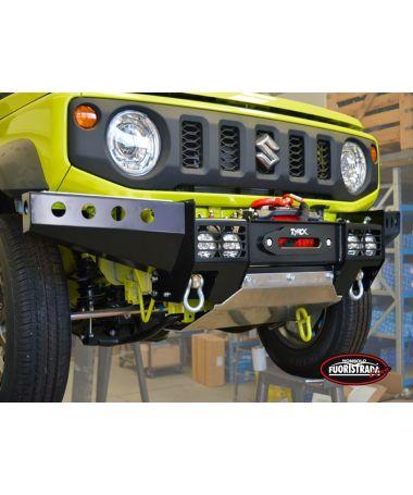 Paraurti Anteriore Con Portaverricello Per Nuovo Suzuki Jimny