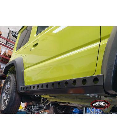 Protezioni Sottoporta Scatolato Per Nuovo Suzuki Jimny Sierra