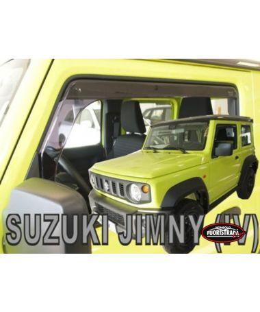 Deflettori Aria Suzuki Jimny GJ Sierra