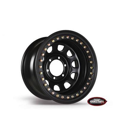 Cerchio 16X8 ET -30 Daytona Beadlock PER TOYOTA / NISSAN / MITSUBISHI