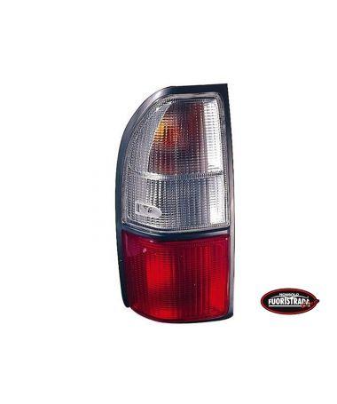 Fanale Posteriore SX Bianco-Rosso Toyota Land Cruiser Kdj 90-95