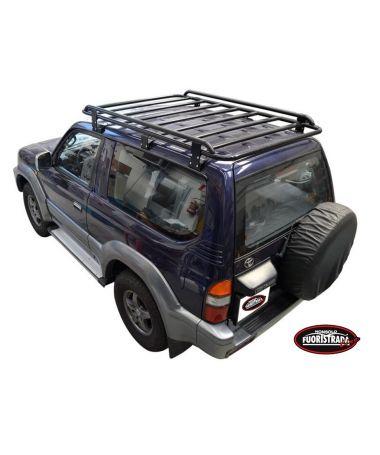 Portapacchi Per Toyota Land Cruiser Kzj-Kdj 90