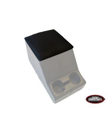 Copertura Per Cubby Box in Tessuto Nero Lavabile