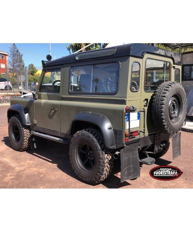 Parafanghi Maggiorati + 5 Cm Land Rover Defender