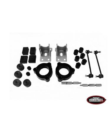 KIT DI RIALZO RAPTOR 4X4 +4 CM JEEP RENEGADE