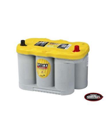 Batteria Avviamento e servizi Optima YellowTop 5.0 R