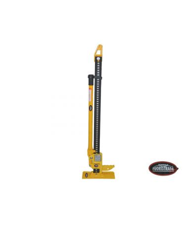 "Binda T-Max 48"" (Pollici) Big Foot Farm Jack 1,22mt"