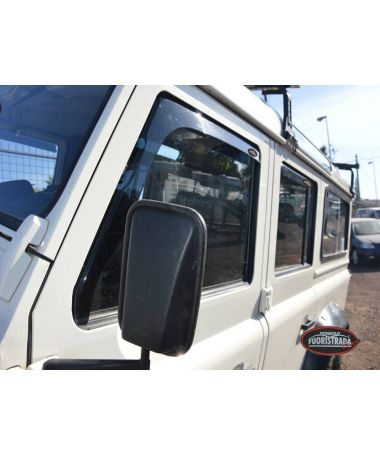 Deflettori Aria Land Rover Defender 110 Ant.+ Post.