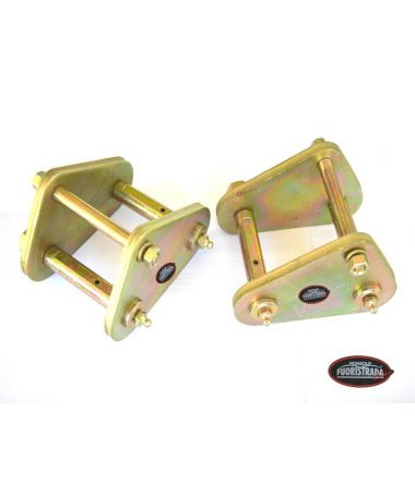 Coppia Biscottini Anti-Inversione Per Toyota Land Cruiser BJ-HZJ