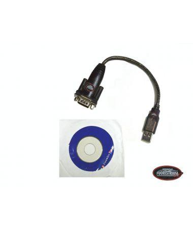 Convertitore da Seriale a USB per Avmap Geosat