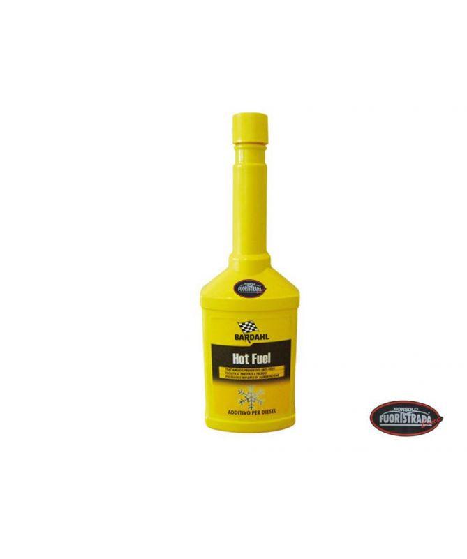 Additivo Bardahl Hot Fuel (Bottiglia 250 ml)