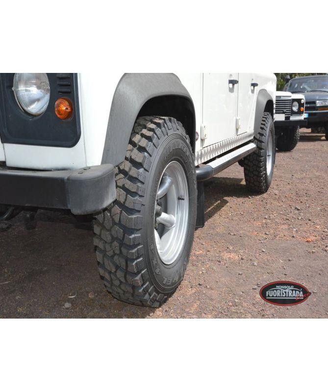 Cerchio In Acciaio 7X16 -25 Silver Per Land Rover Defender