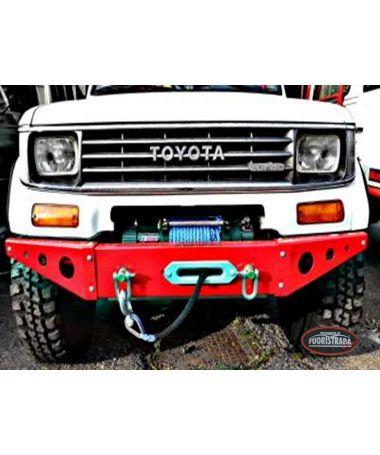 Paraurti Toyota Anteriore con Portaverricello