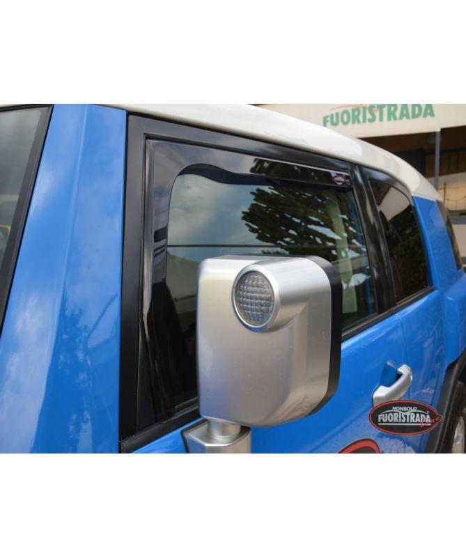 Deflettori Aria Toyota Fj Cruiser