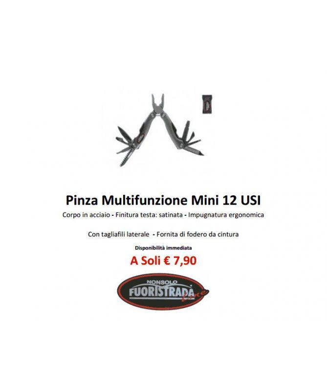 Pinza Multifunzione Mini 12 USI.